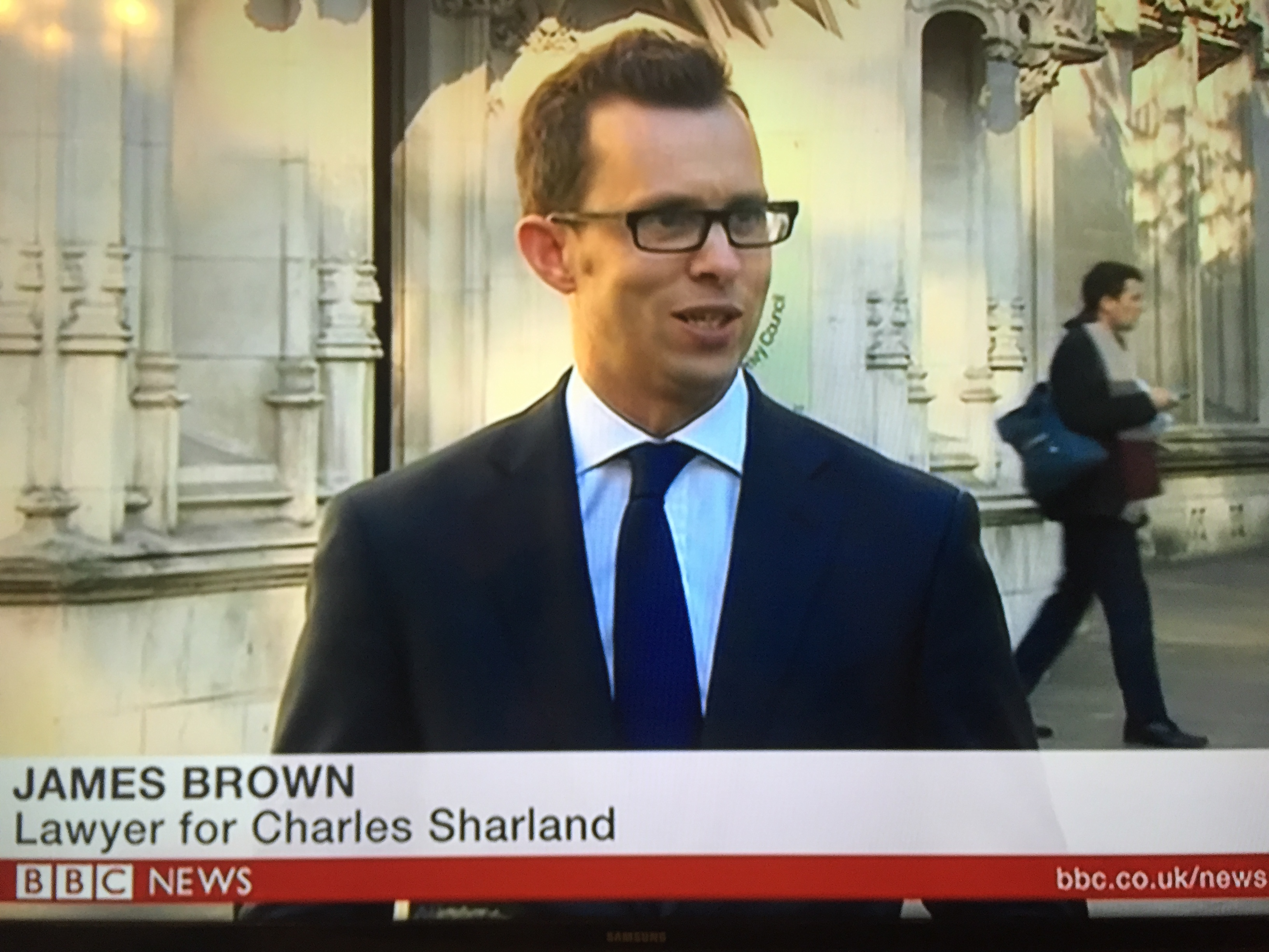 Sharland v Sharland - James Brown